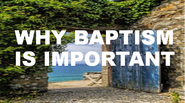 Why-baptism-is-important